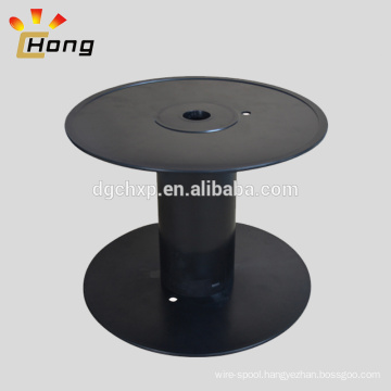 empty plastic spool for wire packing