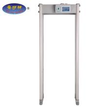 Top quality security discount price multizone walkthrough metal detector