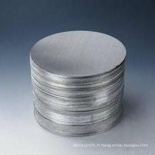 DC 8011 Cercle d'aluminium pour bouilloires à thé avec haute qualité