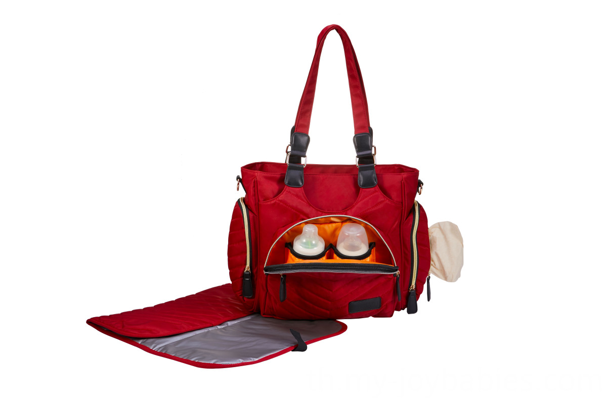 Fashionable Diaper Bag in Style