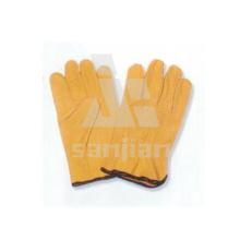 Grain Leder Grad a / Ab / Bc Arbeitsschutzhandschuh
