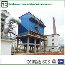 Wide Space of Lateral Electrostatic Collector-Metallurgy Production Line Air Flow Treatment