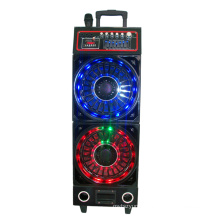Stage DJ Speaker with Colorful Light 6300th