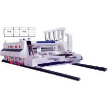Hochgeschwindigkeits-Karton-Druck- und Schlitzmaschine (GYK1200 * 2800)