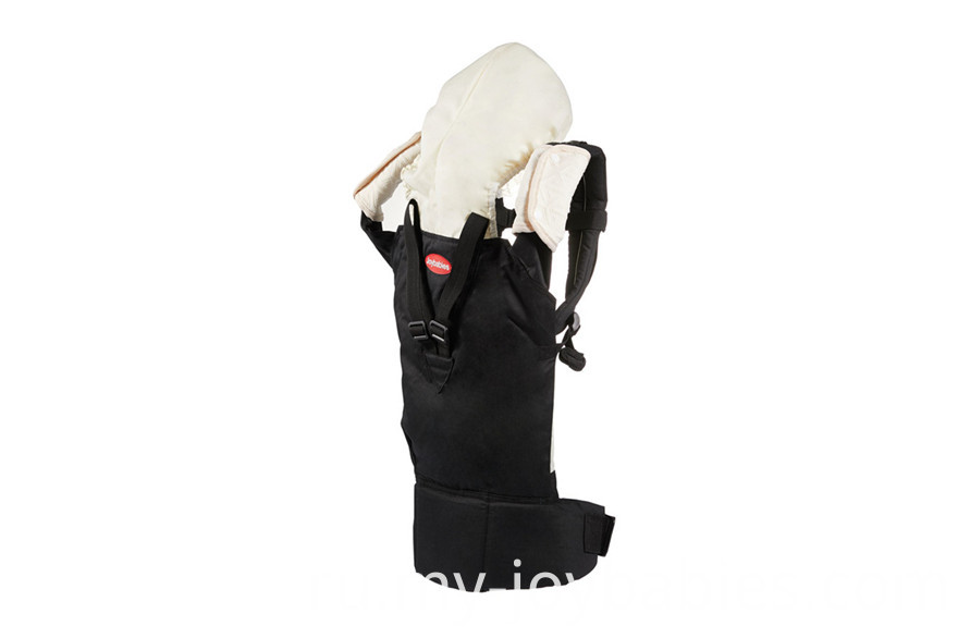Windproof Hooded Cotton Baby Carrier