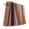 Customer Design Woodgrain Color Hot-Sale Bordatura in PVC