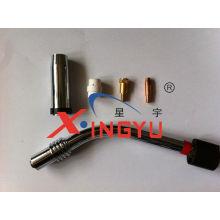 welding torch accessories (binzel 24kd swan neck)