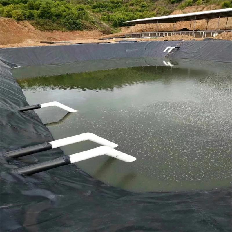 Agricultural geomembrane