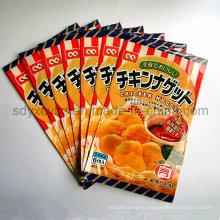 3-Сторона Герметизируя плоский мешок для еды /одежды/Ежедневный продукт