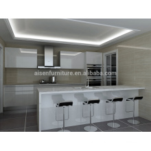Professionnel en Australie marché populaire meuble de cuisine design moderne
