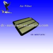 Filtro de ar do painel de Mitsubishi