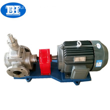 YCB stainless steel lubricating oil arc gear pumps