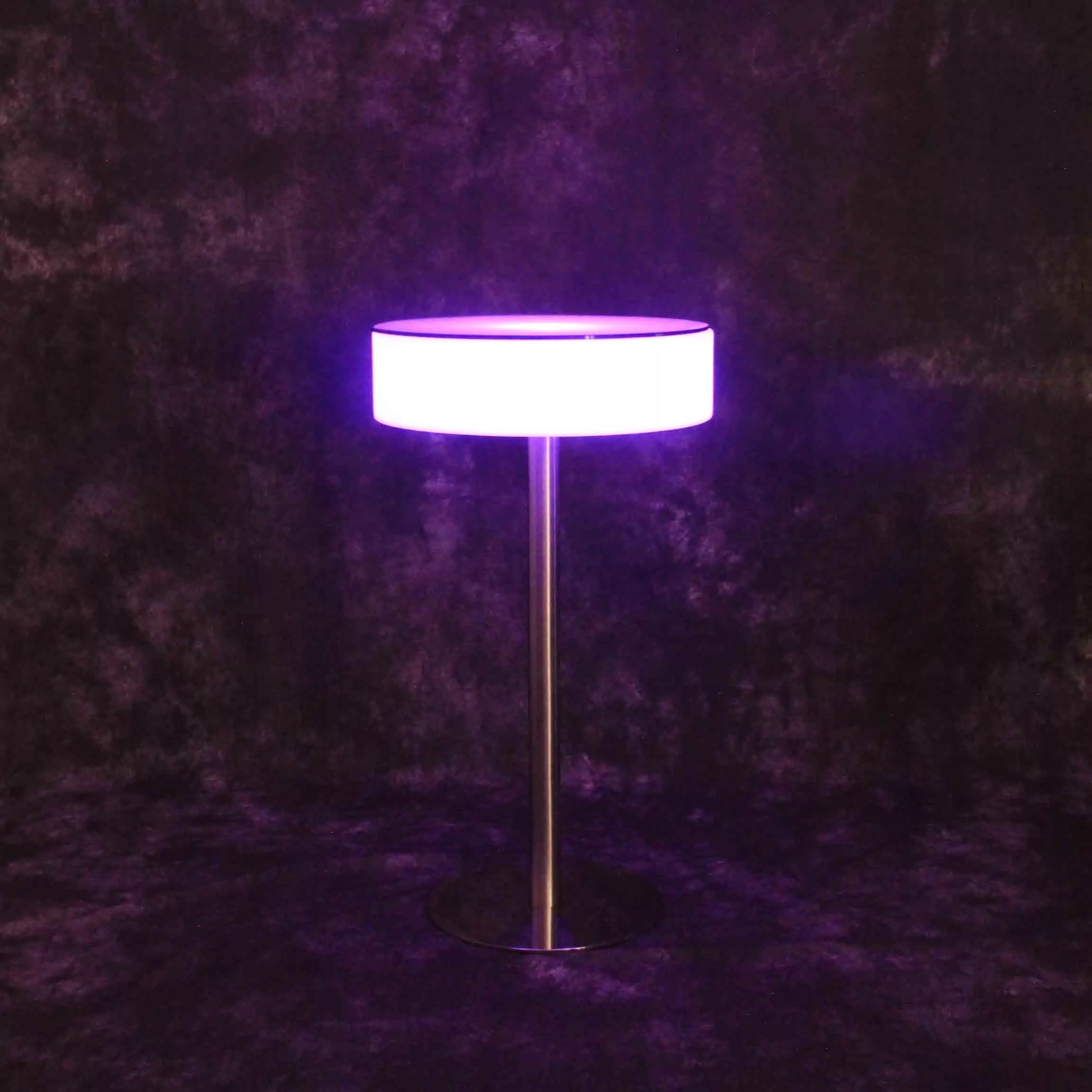 Creative Bar Round Led Table