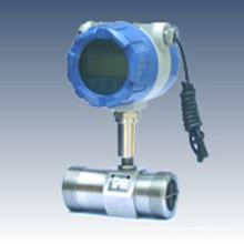 Exibição de campo e medidor de fluxo de turbina 4 ~ 20mA