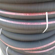 4 Inch Anti-Static Flexible Rubber Tank Fuel Oil Resistant Nitrile Rubber Truck Hose