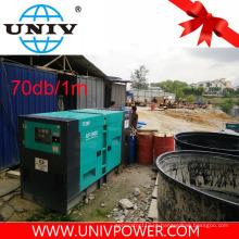 200kVA / 160kw silencioso Diesel Genset (UC160E)