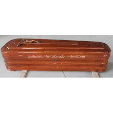 Square Style Coffin for Funeral Products