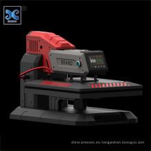 2017 Máquina automática automática de la prensa del calor de la camiseta