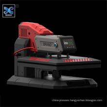 2017 Newest Fully Auto Electric Heat Press Machine For T Shirt