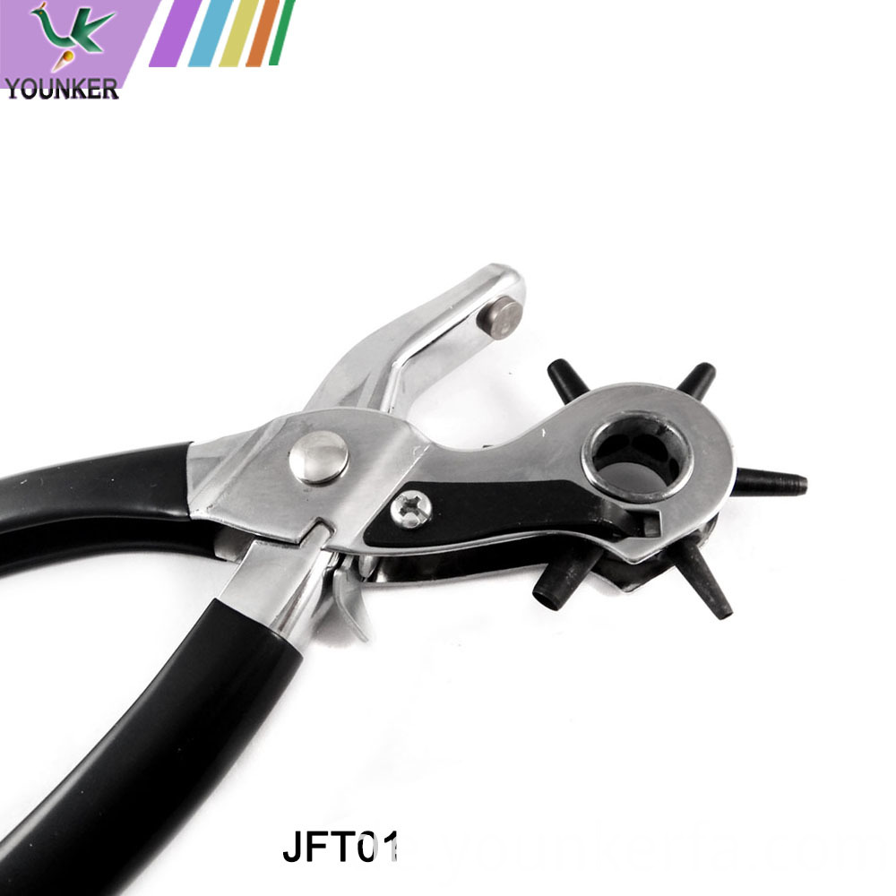 Multifunction Revolving Punch Plier