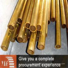 Tubos de cobre C13014 para aplicações industriais