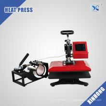 Swing Away Machine de presser la chaleur par sublimation de bureau