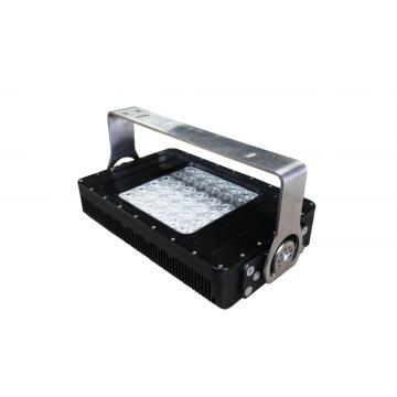 Aluminiumdruckguss-Lichtgehäuse führte Kühlkörper