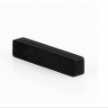 Ndfeb block bonded magnet with black epoxy