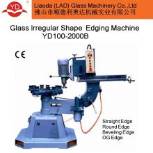 (YD100-2000B) Manufacture Glass Irregular Shape Edging Machine