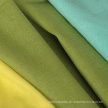 55% Leinen 45% Baumwolle Normallack gefärbtes Hemd Großhandel Stoff