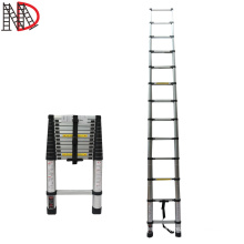 3.8 meter Single Telescopic Ladders Aluminium Easy To Use