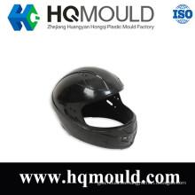 Molde de inyección plástico del casco de la motocicleta