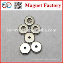 N38 Rundgriff starker Magnet für die industrielle Anwendung