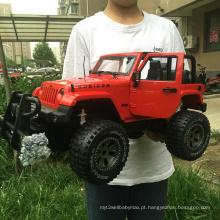 R / C Wrangler Jeep Modelos, Carro Modelo Elétrico