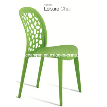 Cosy Popular Outdoor Plastic Dining Chair Wholesale