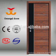 HDF sandwich chipboard core melamine MDF doors
