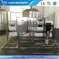 Machine de remplissage d'eau de 5 gallons pour l'usine de faible investissement