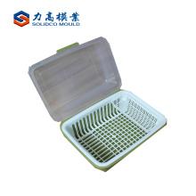 Por atacado Novo Design plástico food container moldes recipiente de armazenamento moldes caixa recipiente molde