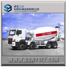 12 Cubic Hino 700 Concrete Mixer Truck 8X4 Mixer Truck