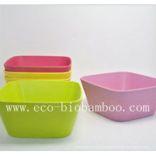 (BC-B2011) Bacia de mesa de alta qualidade da fibra de Naturalbamboo