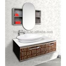 Wall Hung white antique bathroom vanity Good Quality white antique bathroom vanity