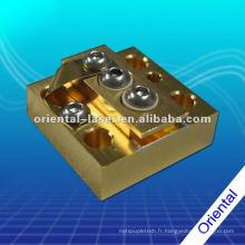 Rangée de diode laser de 3 * 40w 808nm pour le module de YAG