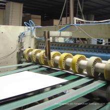 Máquina de fabricación de papel de cartón compuesto