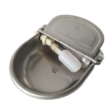 stainless steel automatic dog drinking water bowl