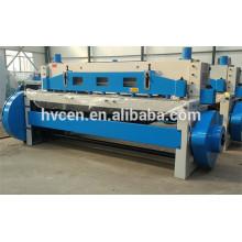 Q11-4x2500 máquina de corte de chapa CNC