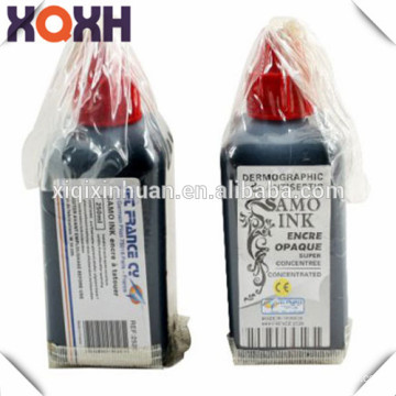 Professional Permanent Makeup black color ink, tattoo ink Eyebrow Tattoo Pigment