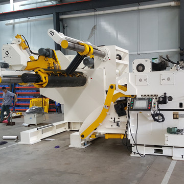 Automated Assembly Lines Feeder Richtmaschine