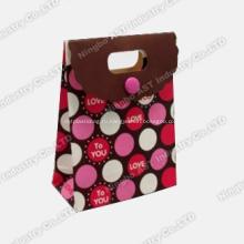 Music Paper Bag, Музыкальная сумка для покупок, Записываемая подарочная сумка
