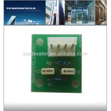 Carte électronique d'ascenseur NAA20412AAA0 carte de contrôle d'ascenseur