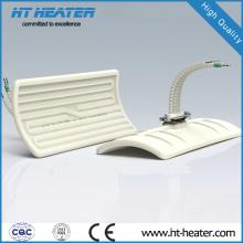Emissor de aquecedor de cerâmica infravermelho distante 245 * 80